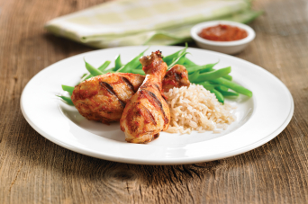 Recipe - Lip smacking BBQ drumsticks
